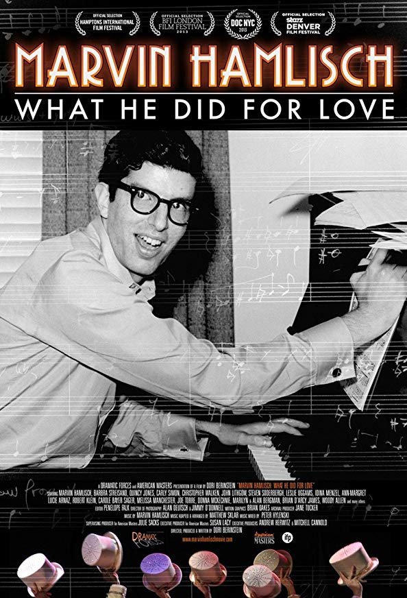 Marvin Hamlisch: What He Did for Love kapak