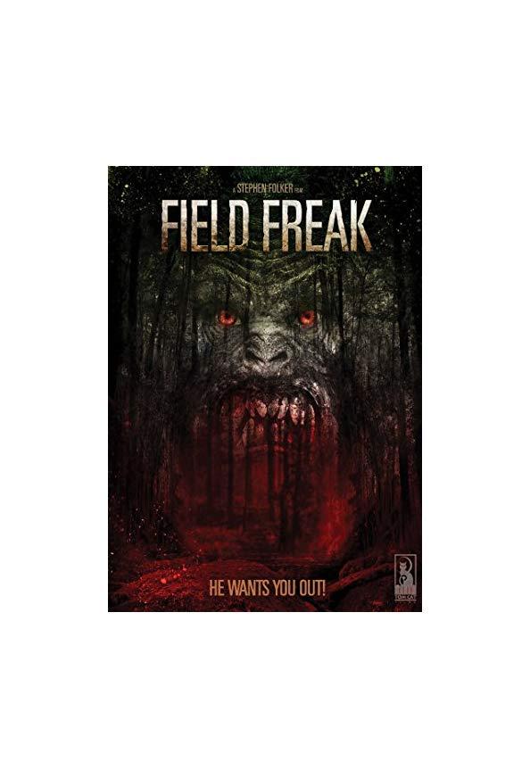 Field Freak kapak