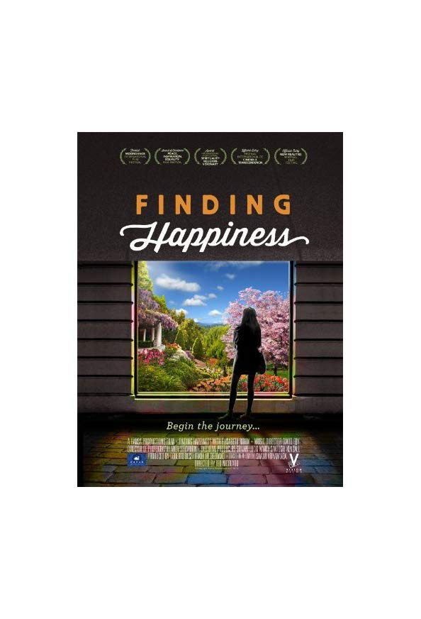 Finding Happiness kapak