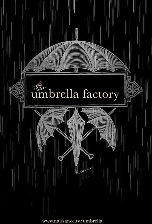 The Umbrella Factory kapak
