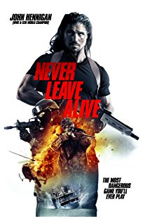 Never Leave Alive kapak