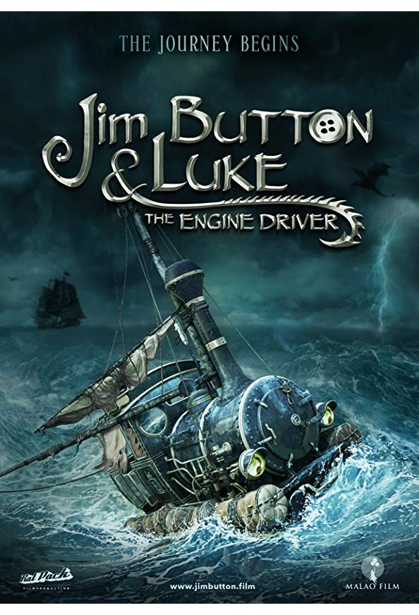 Jim Button and Luke the Engine Driver kapak