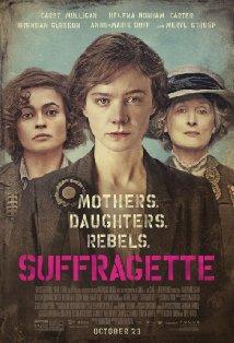 Suffragette kapak