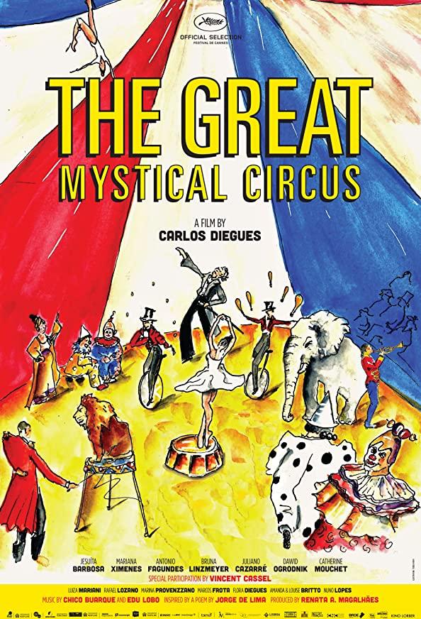 The Great Mystical Circus kapak