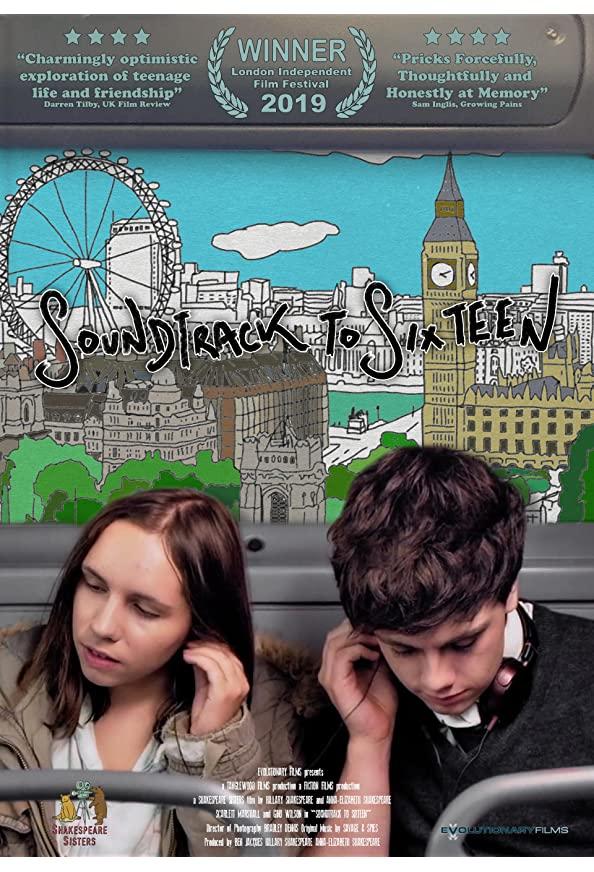 Soundtrack to Sixteen kapak