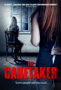 The Caretaker kapak