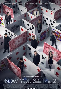 Now You See Me 2 kapak