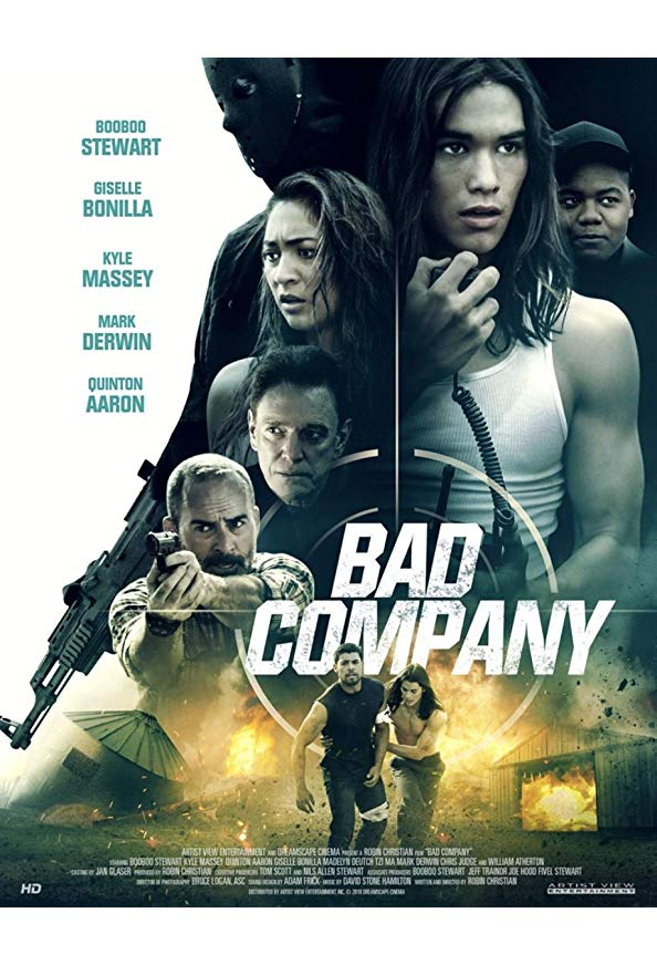 Bad Company kapak