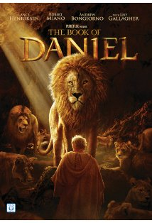 The Book of Daniel kapak