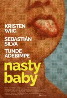 Nasty Baby kapak