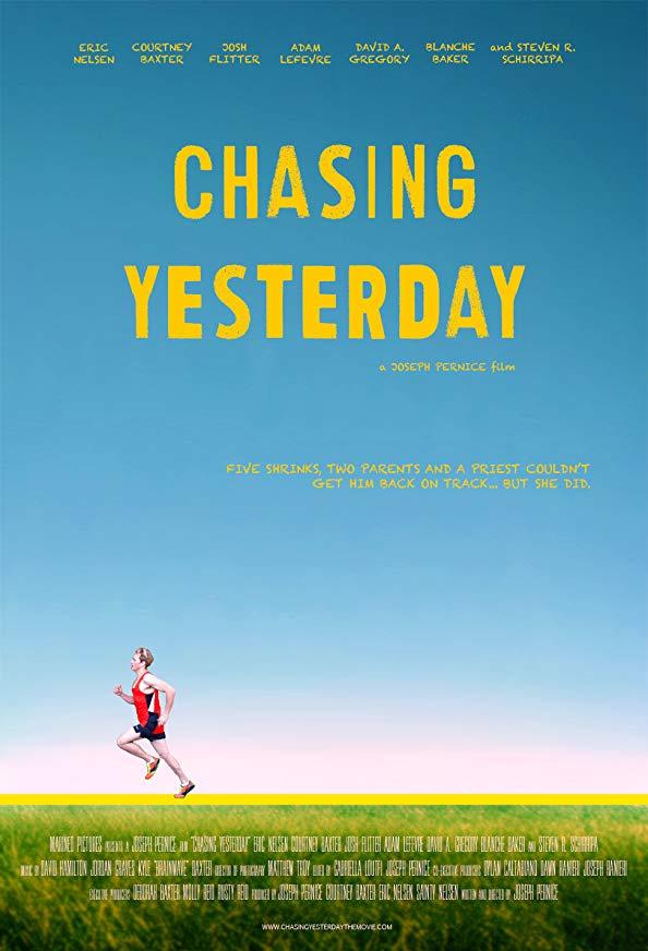 Chasing Yesterday kapak