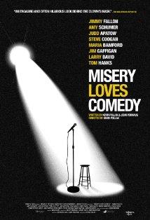 Misery Loves Comedy kapak