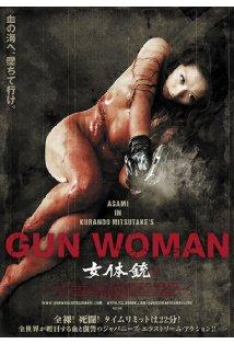 Gun Woman kapak
