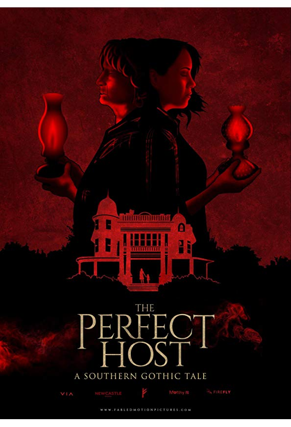 The Perfect Host: A Southern Gothic Tale kapak