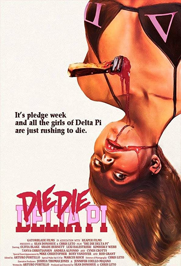 Die Die Delta Pi kapak