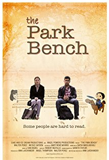 The Park Bench kapak