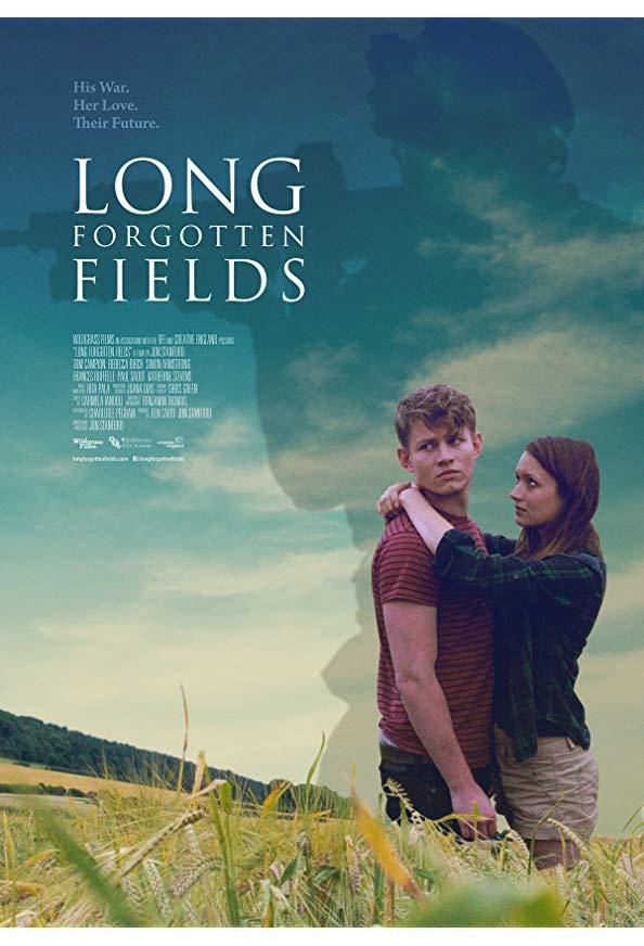 Long Forgotten Fields kapak