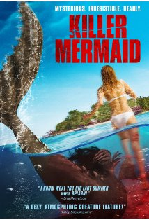 Killer Mermaid kapak