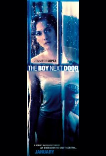 The Boy Next Door kapak