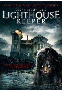 Edgar Allan Poe's Lighthouse Keeper kapak