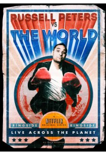 Russell Peters Versus the World kapak