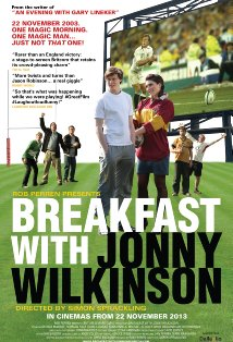 Breakfast with Jonny Wilkinson kapak