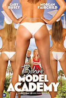 Bikini Model Academy kapak