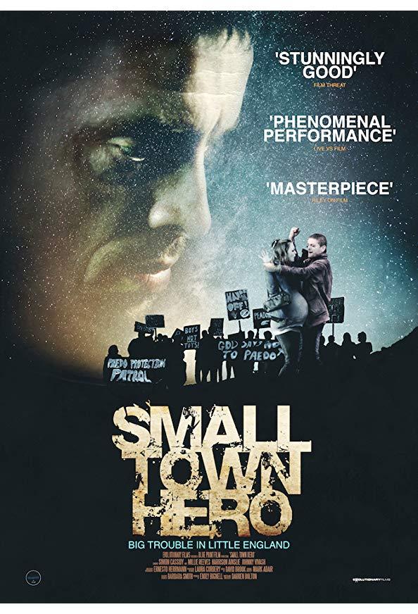 Small Town Hero kapak