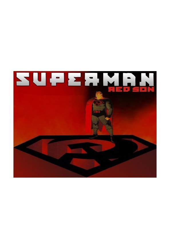 Superman: Red Son kapak
