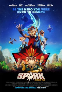 Spark: A Space Tail kapak