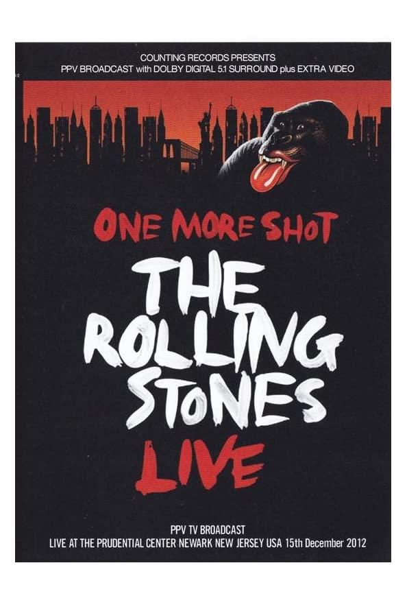 Rolling Stones: One More Shot kapak