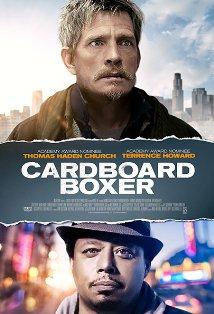 Cardboard Boxer kapak