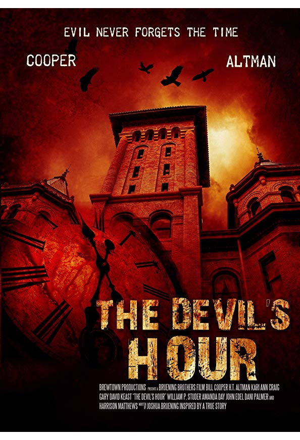 The Devil's Hour kapak