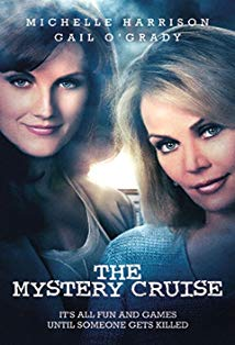 The Mystery Cruise kapak