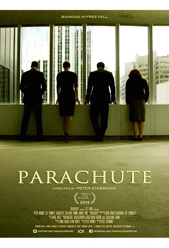 Parachute kapak