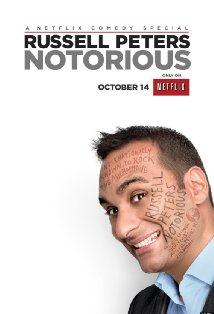 Russell Peters: Notorious kapak