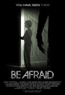Be Afraid kapak