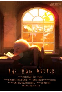 The Dam Keeper kapak