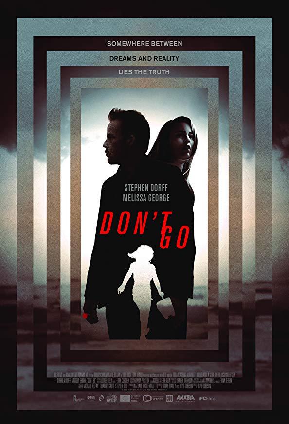Don't Go kapak