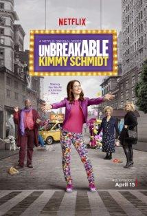 Unbreakable Kimmy Schmidt kapak