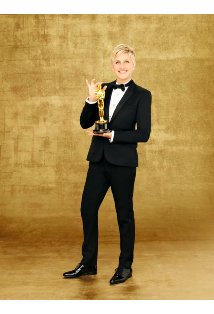 The Oscars kapak