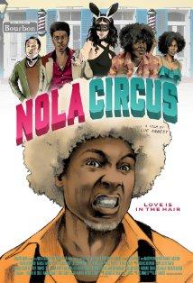 N.O.L.A Circus kapak