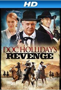 Doc Hollidays Revenge kapak
