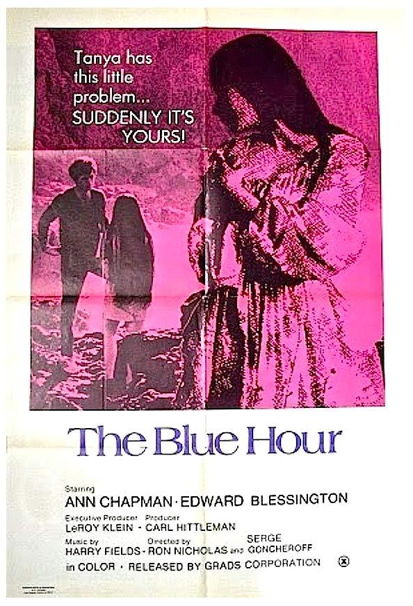 The Blue Hour kapak
