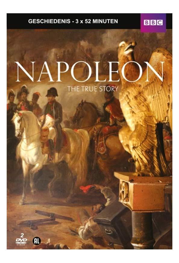Napoleon: The True Story kapak