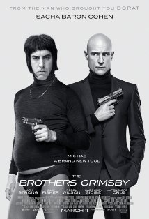 The Brothers Grimsby kapak