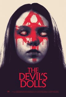 The Devil's Dolls kapak