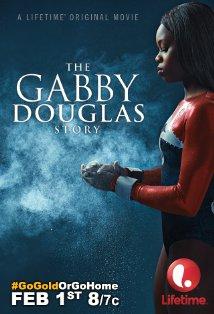The Gabby Douglas Story kapak