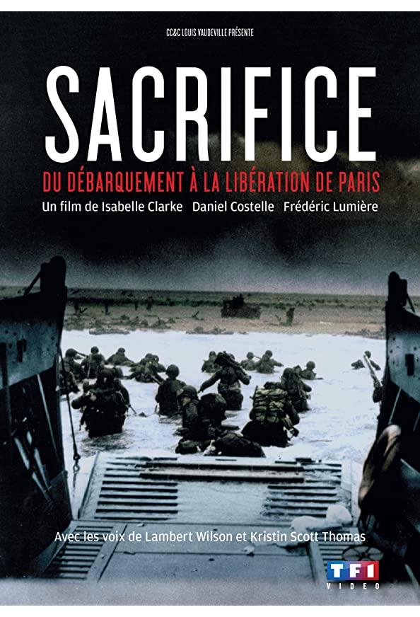 D-Day Sacrifice kapak