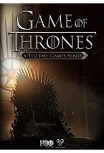 Game of Thrones: A Telltale Games Series kapak